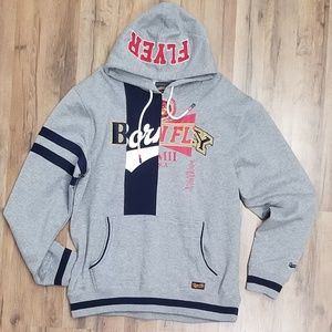 Born fly pull over hoodie